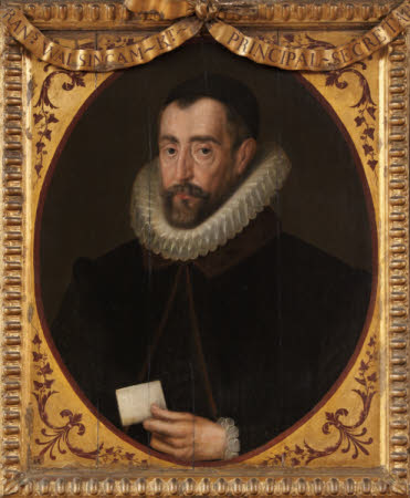 Sir Francis Walsingham (1530-1590) (after John de Critz)