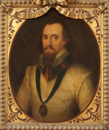 George Clifford, 3rd Earl of Cumberland KG (1558-1605)