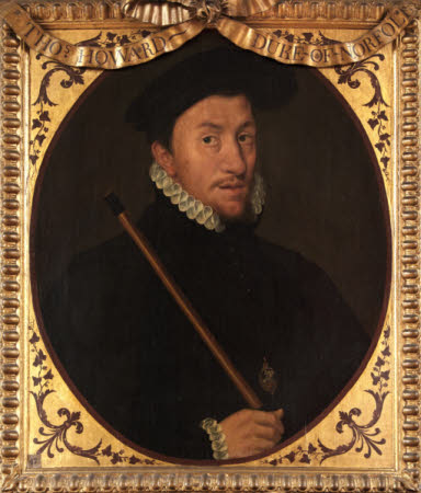 Thomas Howard, 4th Duke of Norfolk KG (1536-1572) (after Hans Eworth)