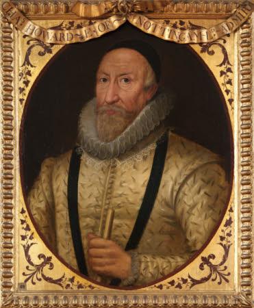 Charles Howard, 1st Earl of Nottingham KG (1536-1624)