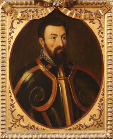 Sir James Wilford (1516?-1550) (after Hans Eworth)