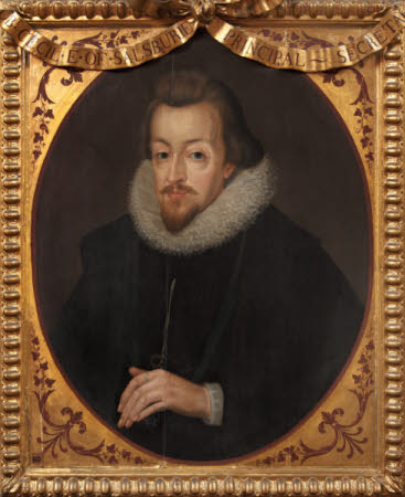 Robert Cecil, 1st Earl of Salisbury KG (1563–1612) (after John de Critz)