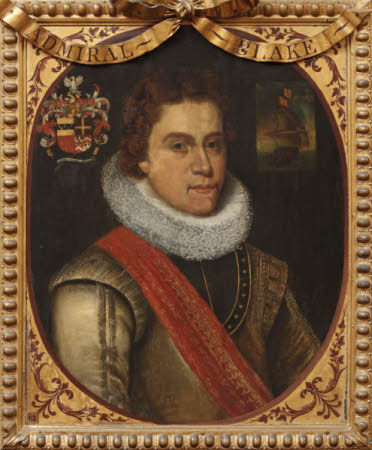A Commander, possibly Lord William Howard (1593-1640), previously misidentified as Admiral Robert ...