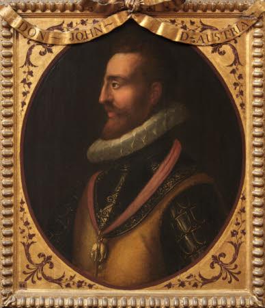 Called Don John of Austria (1547-1578) but possibly Jean VI duc d'Aumont (1552-1595)