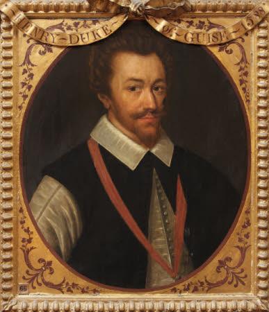 Henri de Lorraine, 3rd duc de Guise (1550-1588)