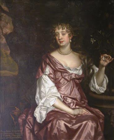 Lady Anna Maria Brudenell, Countess of Shrewsbury (1642-1702)