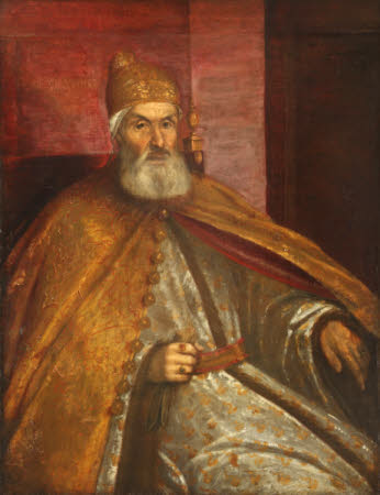 Girolamo Priuli, Doge of Venice (1486-1567) (after Tintoretto)