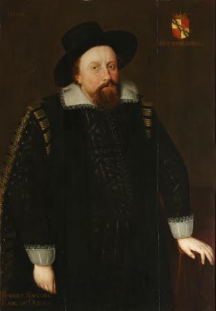 Robert Sackville, 2nd Earl of Dorset (1561-1609)