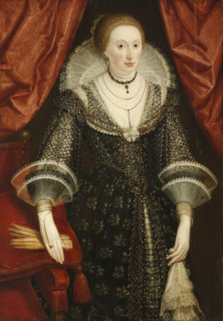 Anne Spencer, successively Lady Monteagle, Lady Compton and Countess of Dorset (d.1618), or ...
