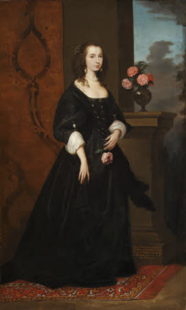 Possibly Lady Isabella Sackville, Countess of Northampton (1622-1661)