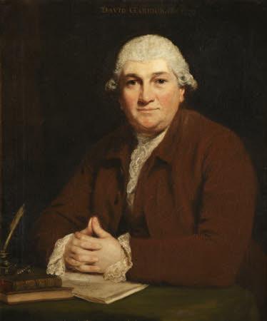 David Garrick (1717-1779) 'The Prologue Portrait'