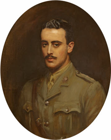 Captain Eustace Lyle Gibbs (1885 - 1915)