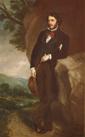 Lord John James Robert Manners, later 7th Duke of Rutland, KG, PC, GCB (1818-1906) (after Sir ...