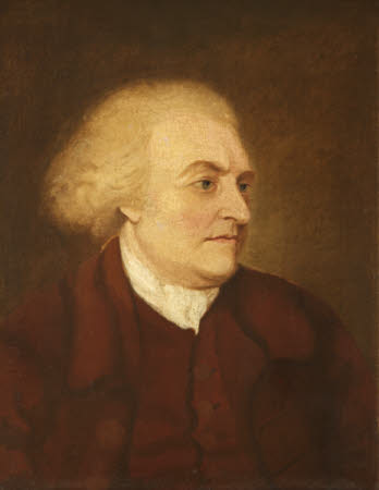 Benjamin D'Israeli the elder (1730-1816), aged 80