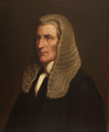 The Right Hon. John Evelyn Denison, later Viscount Ossington, PC (1800-1873), as Speaker of the ...