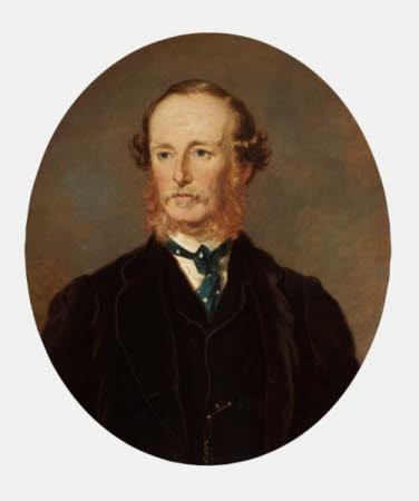 Orlando George Charles Bridgeman, 3rd Earl of Bradford (1819-1898) (after Sir Francis Grant PRA)
