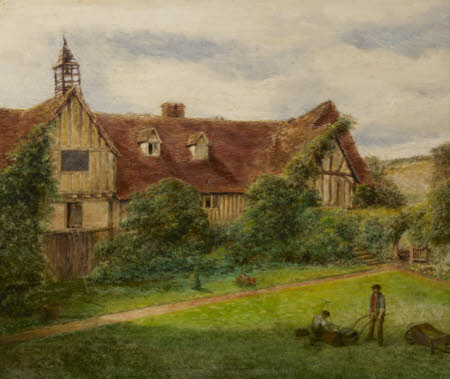 The Cottages, Ightham Mote, Kent