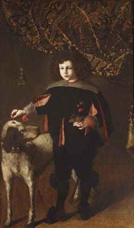 A Boy with a Dog