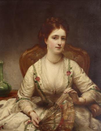 Geraldine Georgiana Mary Anson, Marchioness of Bristol (1834-1927)
