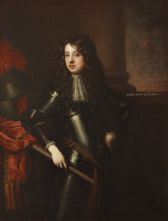 Henry Fitzroy, 1st Duke of Grafton (1663-1690) as a Youth