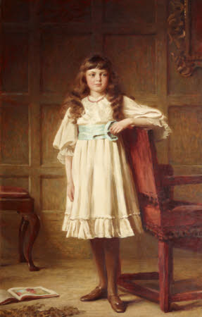 Lady Marjorie Hervey, later Lady Erskine (1898-1967)