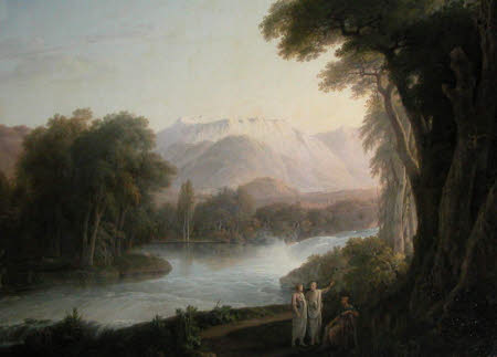 An Ideal Classical Landscape with Cicero and Friends