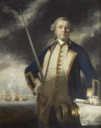 Augustus John Hervey, 3rd Earl of Bristol (1724-1779)