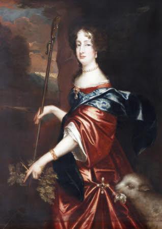 Possibly Mary Langham, Countess of Warrington (1652/53 - 1690/91)