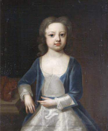 George Hunt, MP (1720?-1798), as a child