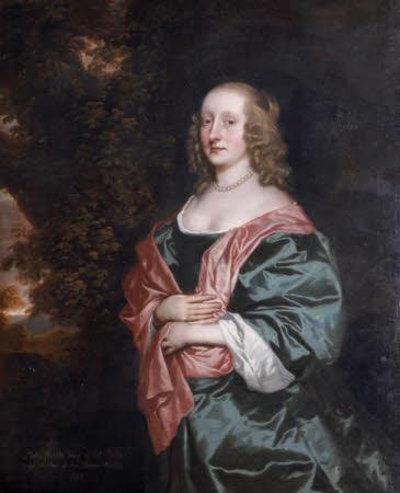 Called Elizabeth Palmer, Lady Wroth (d. before 1672)