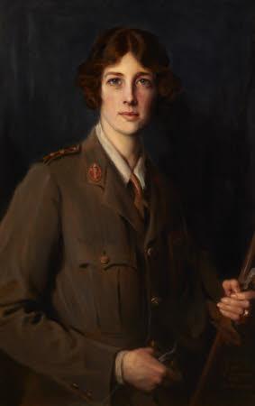 Edith Helen Chaplin, Marchioness of Londonderry (1878-1959) (after Philip Alexius de László)