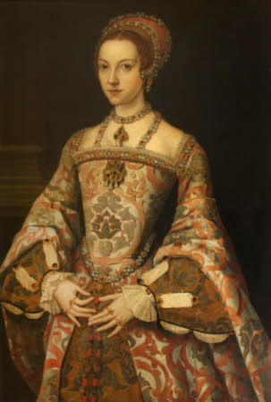 Queen Catherine Parr (1512–1548) (after Master John)
