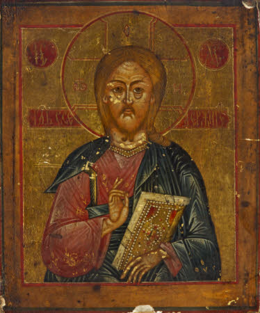 Christ 'Pantocrator' in the Act of Blessing