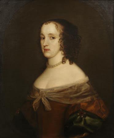 Jane Lane, Lady Fisher (d.1689)