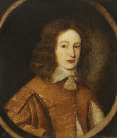 Thomas Whitgreave (1618-after 1691), aged 23