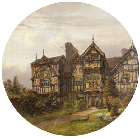 View of Moseley Old Hall