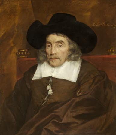 John 'Crump' Dutton, MP (1594 - 1656/7)