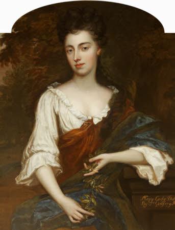 Mary Barwick, Lady Dutton (1661/2 -  1721/3)