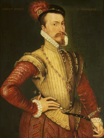 Robert Dudley, Earl of Leicester (1533–1588) (after Steven van der Meulen)