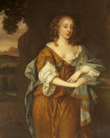 Barbara Slingsby, Lady Talbot