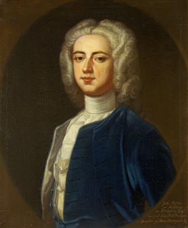 John Mytton of Halston