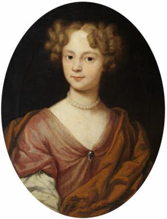 Gilberta Talbot (d. 1746)