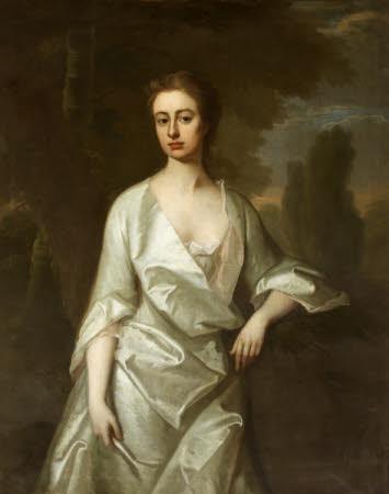 The Hon. Mary Mansel, Mrs John Ivory Talbot