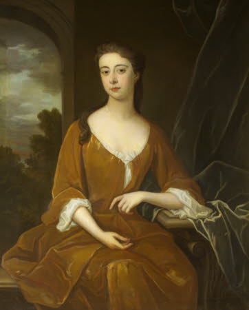 Barbara Ivory, Mrs Henry III Davenport (d.1748)