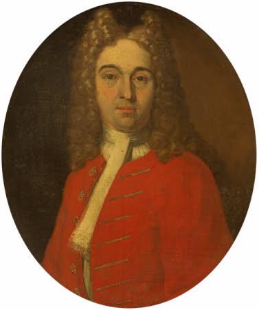 A Gentleman in a Red Coat