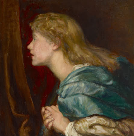 Dame Ellen Terry (1847-1928) as a Young Woman (after G. F. Watts)