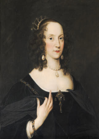 An Unknown Lady, called Anne Carr, Duchess of Bedford (1615-1684)