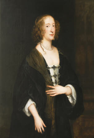 Lady Frances Devereux, Countess later Marchioness of Hertford, subsequently Duchess of Somerset ...