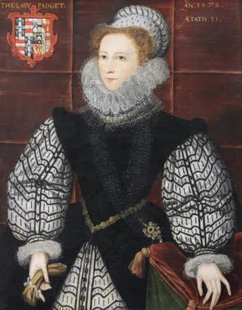 Nazareth Newton, Lady Paget (1547 - 1589), aged 31
