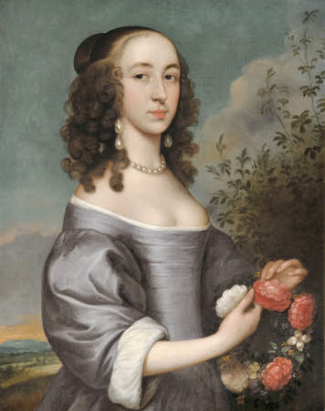 Called Elizabeth Spencer, Lady Craven (1618-1672)